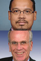Keith Ellison and Peter Welch